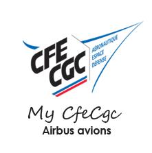 My CFE-CGC Airbus