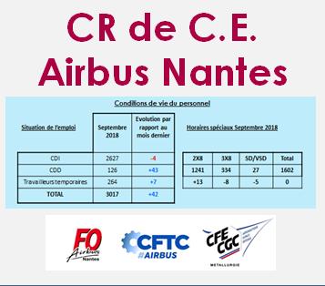 CR du CE de Aout 2018
