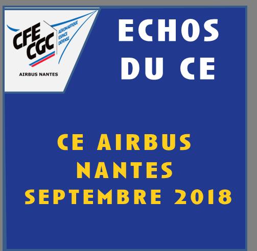 Echos du CE