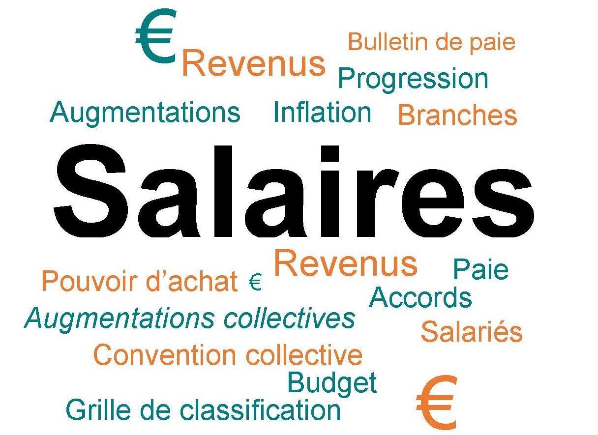 Application de la politique salariale 2018
