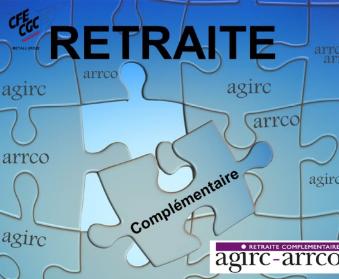 RETRAITE complémentaire : que change la fusion de l'Agirc et de l'Arrco ?