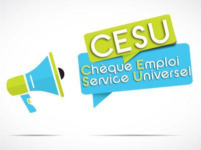 """CESU """"papier"""" Millésime 2018"""
