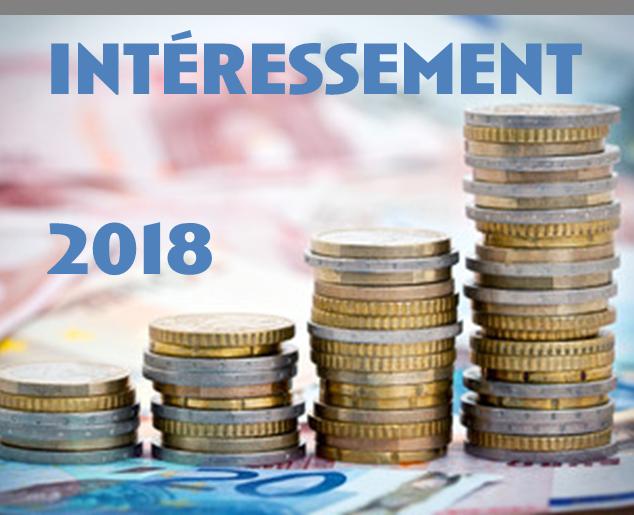 Intéressement 2018 -> 3480 € !
