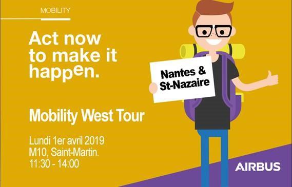West Tour Mobility Event (Nantes & St Nazaire)
