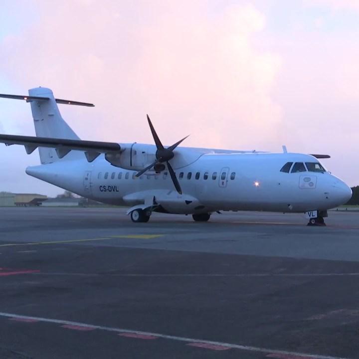 La liaison : un nouvel avion dès juillet 2019