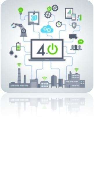 Usine du futur – industrie 4.0