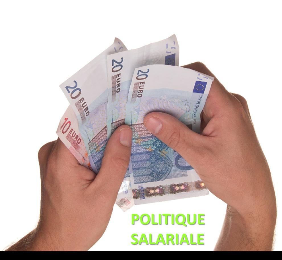 Notification des Augmentations Individuelles de Salaire