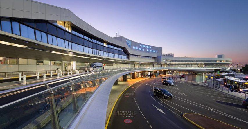 Toulouse. Des travaux en cours sur la bretelle d'accès à l'aéroport