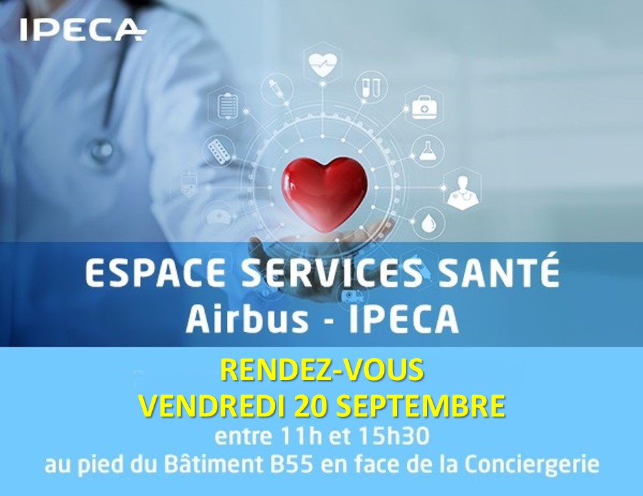 IPECA – Market Place le vendredi 20 septembre