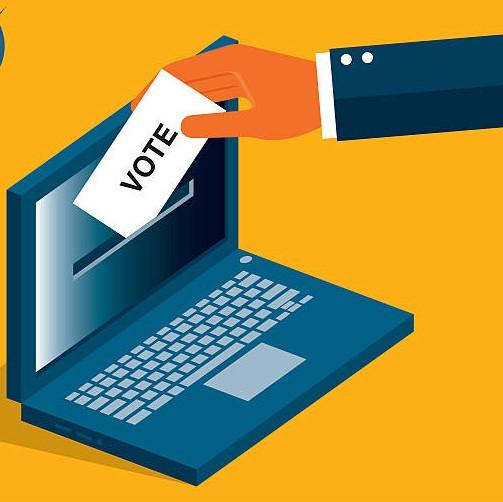 Vote à distance