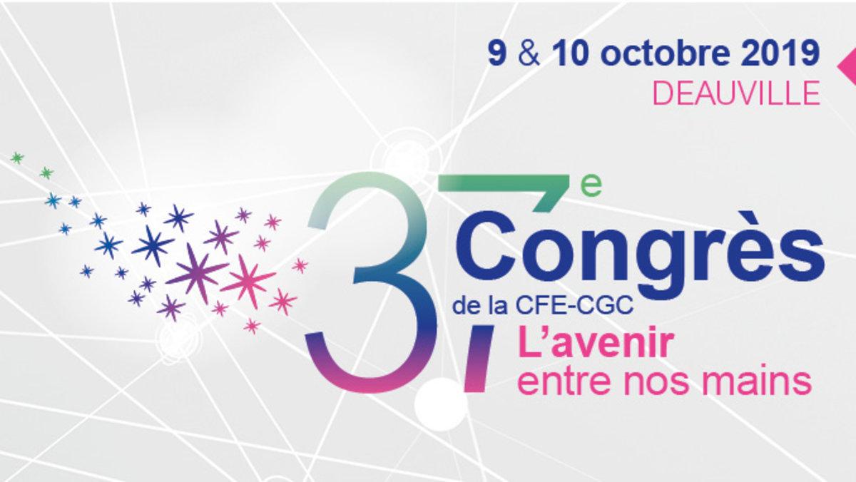 François Hommeril réélu à la présidence de la CFE-CGC