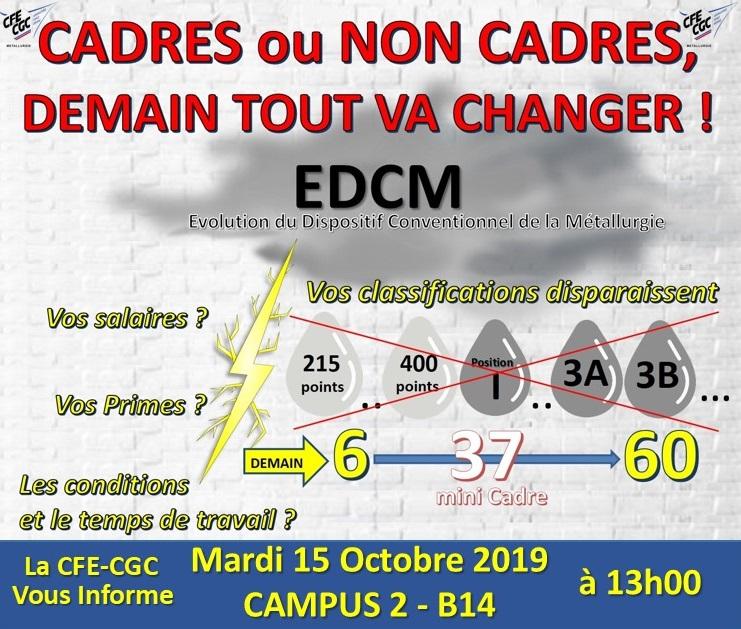 Inscrivez-vous à la Réunion d'Information du  mardi 15 octobre