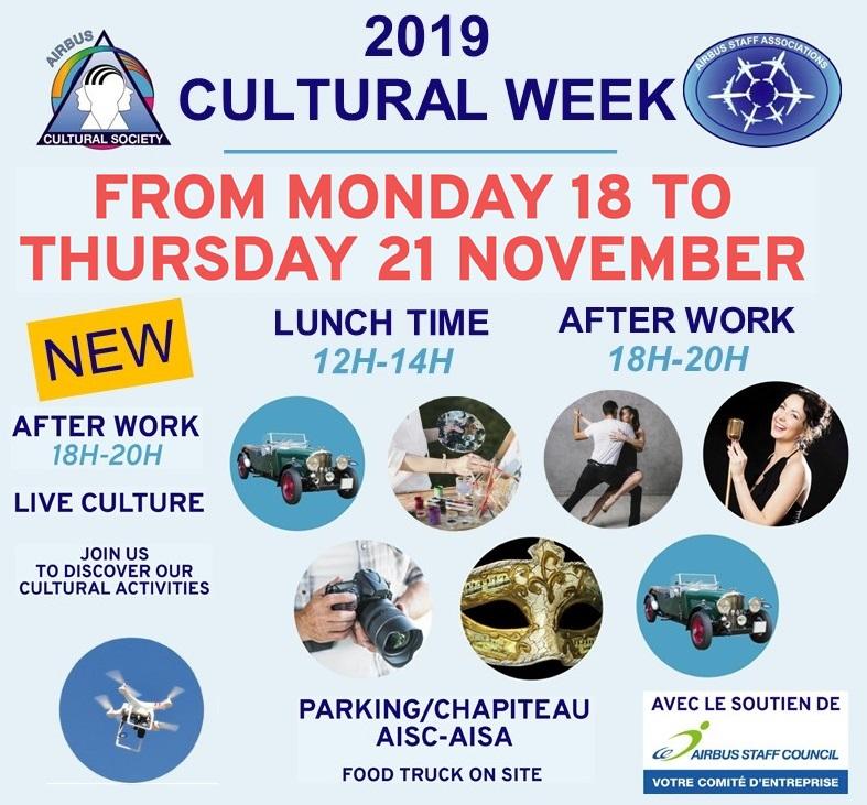 Cultural Week 2019
