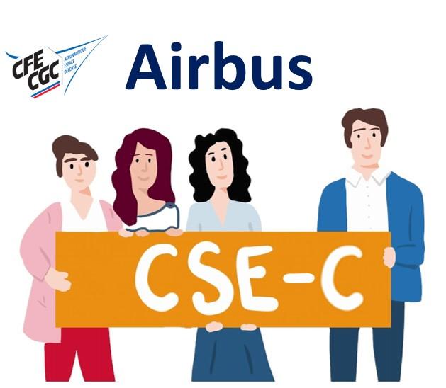 Vos élus CFE-CGC au CSE-C