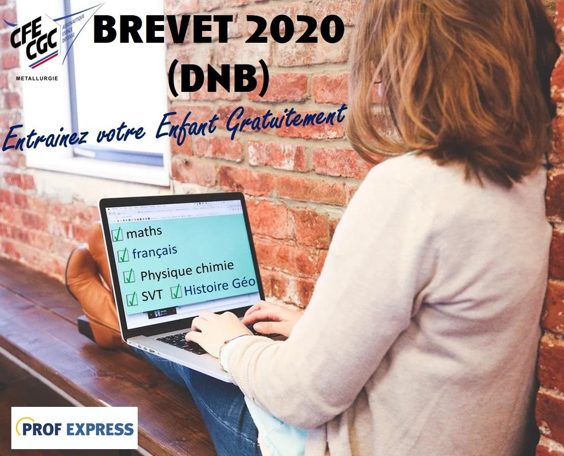 Brevet 2020 (DNB)