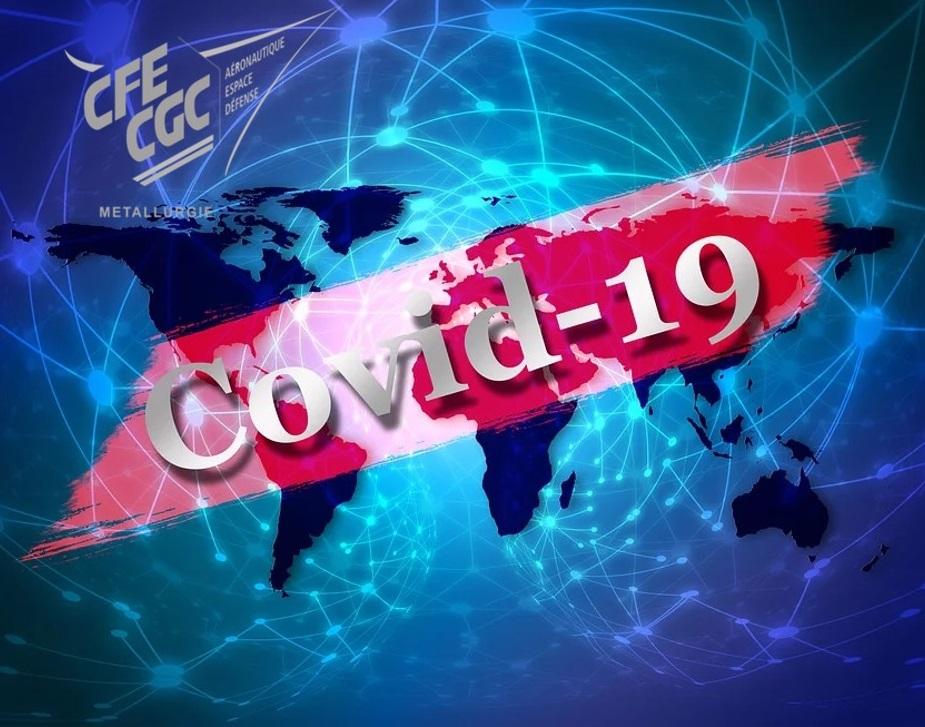 Airbus face au Coronavirus