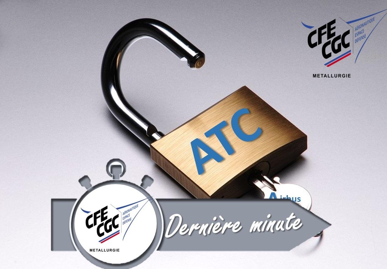 ATC débloqués jusqu'à fin décembre 2020
