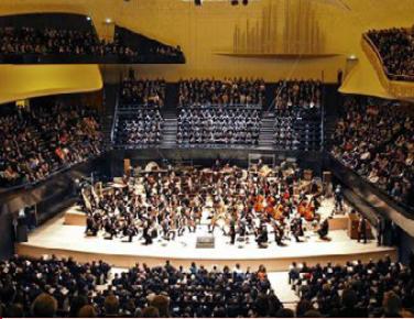 Profitez d'un concert en live
