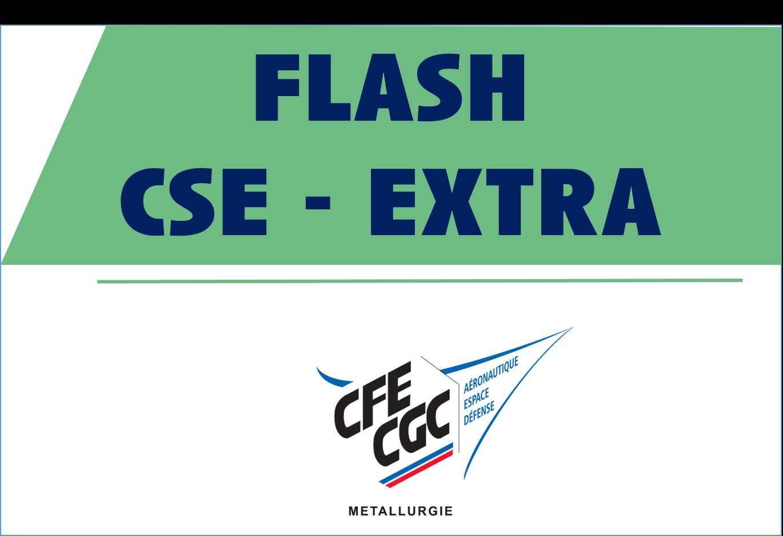 Les essentiels du CSE-C Extra d'Airbus Avions