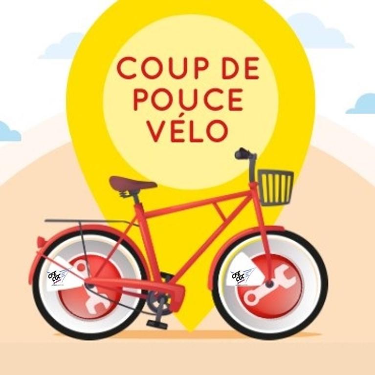 Coup de Pouce Vélo : pour vous remettre en selle !