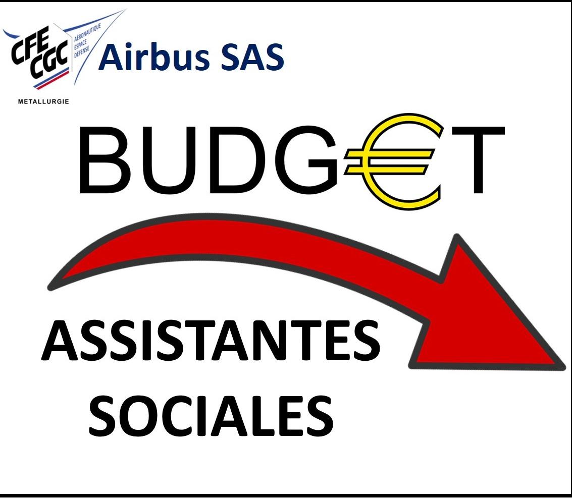 ASSISTANTES SOCIALES AIRBUS SAS