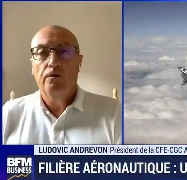Ludovic ANDREVON interrogé sur BFM Business