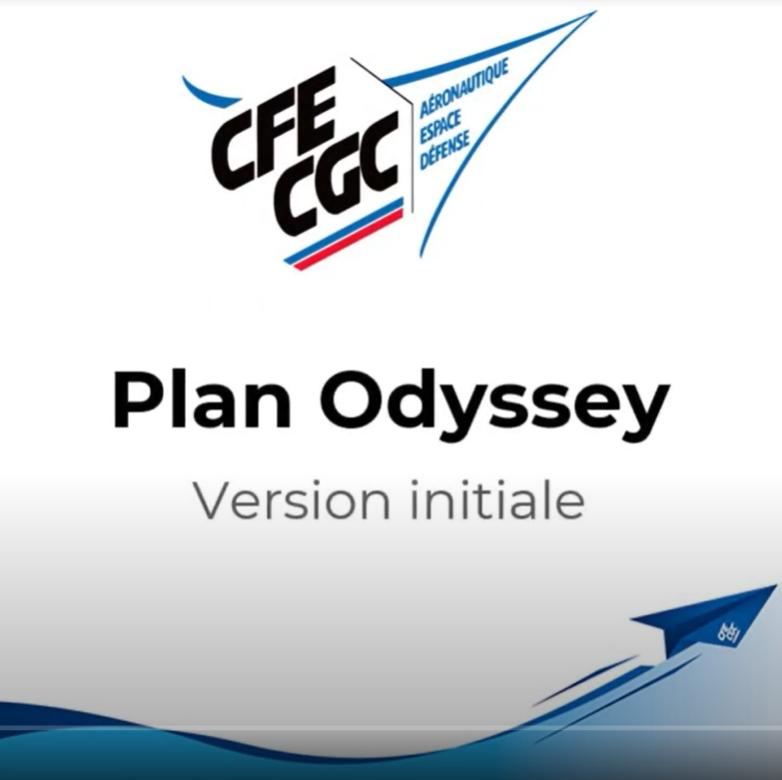 Odyssey : lancement de la procédure