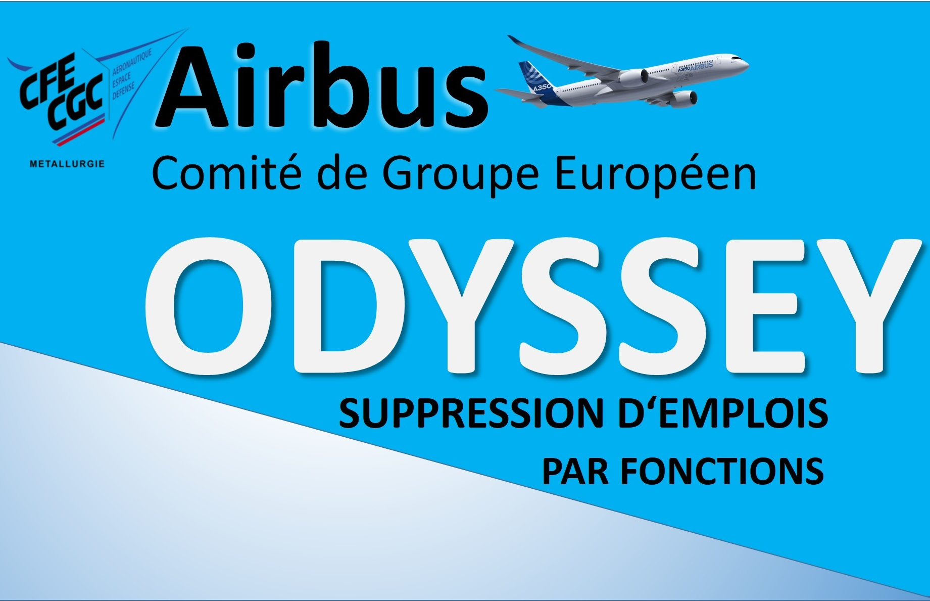 ODYSSEY : Plan de suppression d'emplois