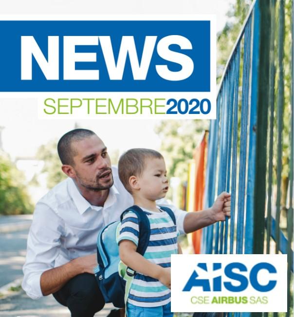 LES NEWS DE L'AISC