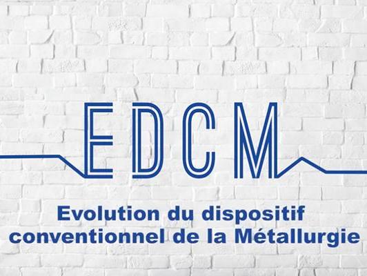 ÉVOLUTION DU DISPOSITIF CONVENTIONNEL DE LA MÉTALLURGIE
