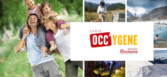 NOUVEAUTE CSE: Carte Occ'Ygène