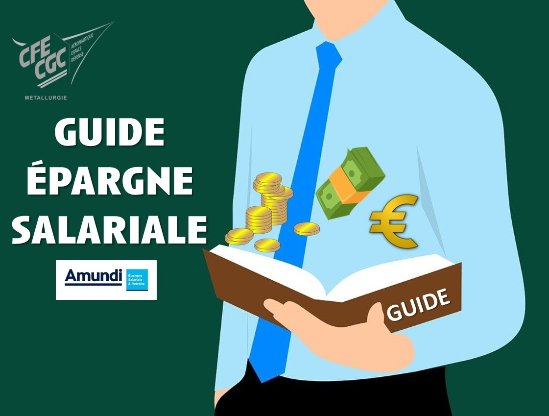 Guide épargne salariale