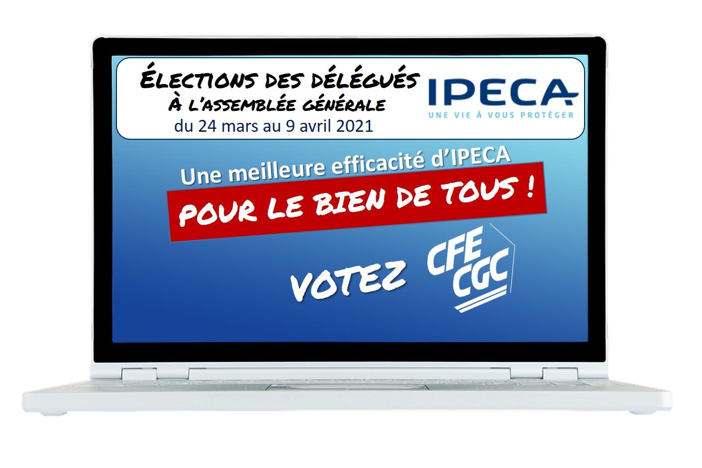 Une meilleure efficacité d'IPECA