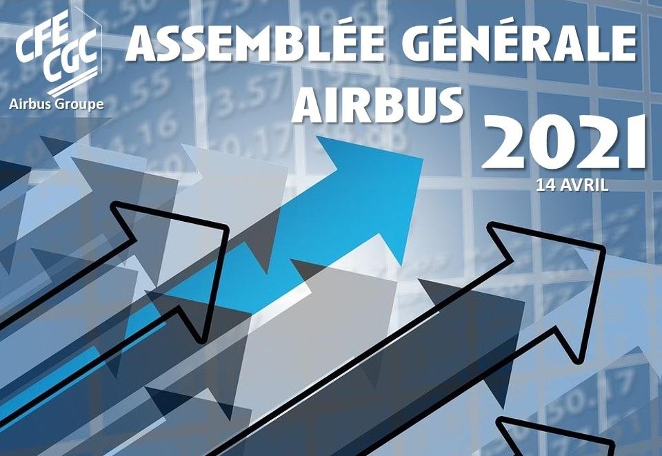 Assemblée Générale Airbus 2021