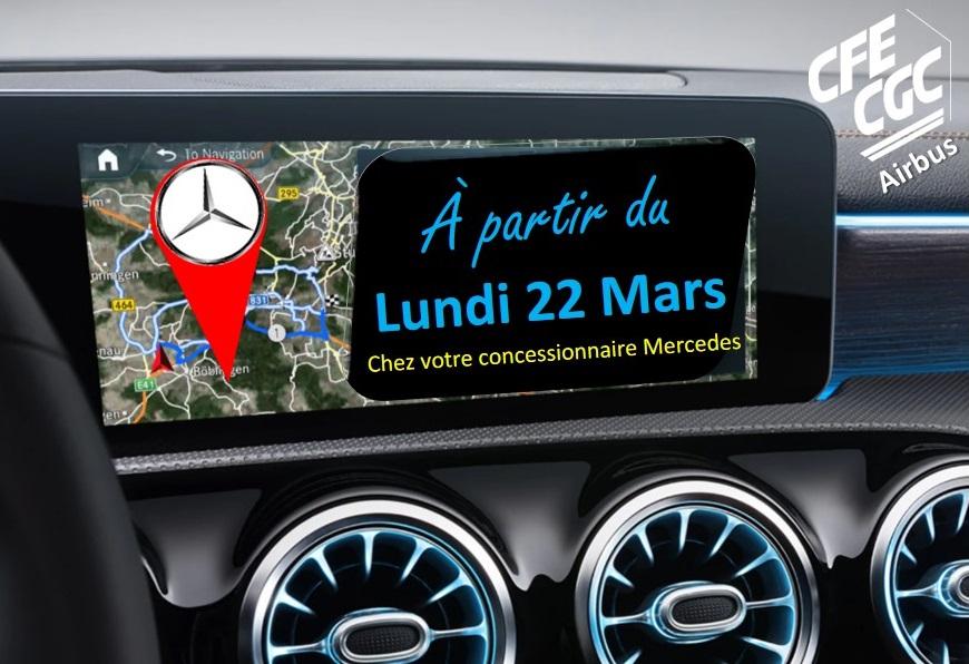 Nouvelles Offres Mercedes