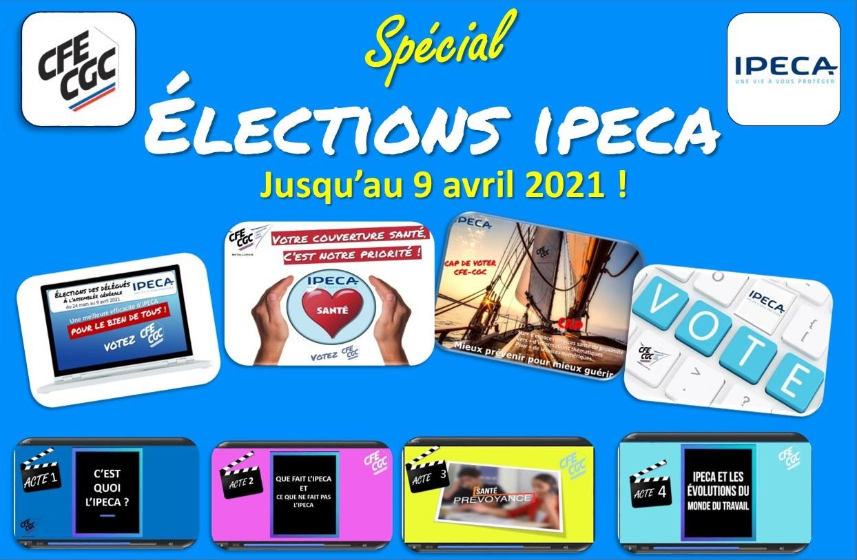 Spécial élections IPECA