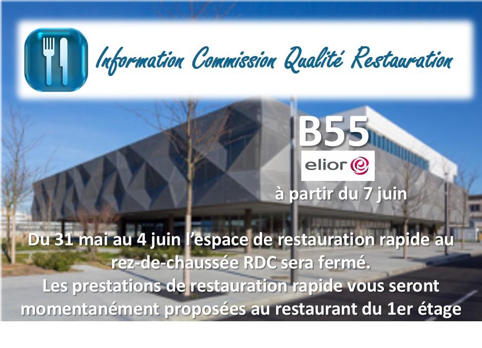 Information Commission Qualité Restauration