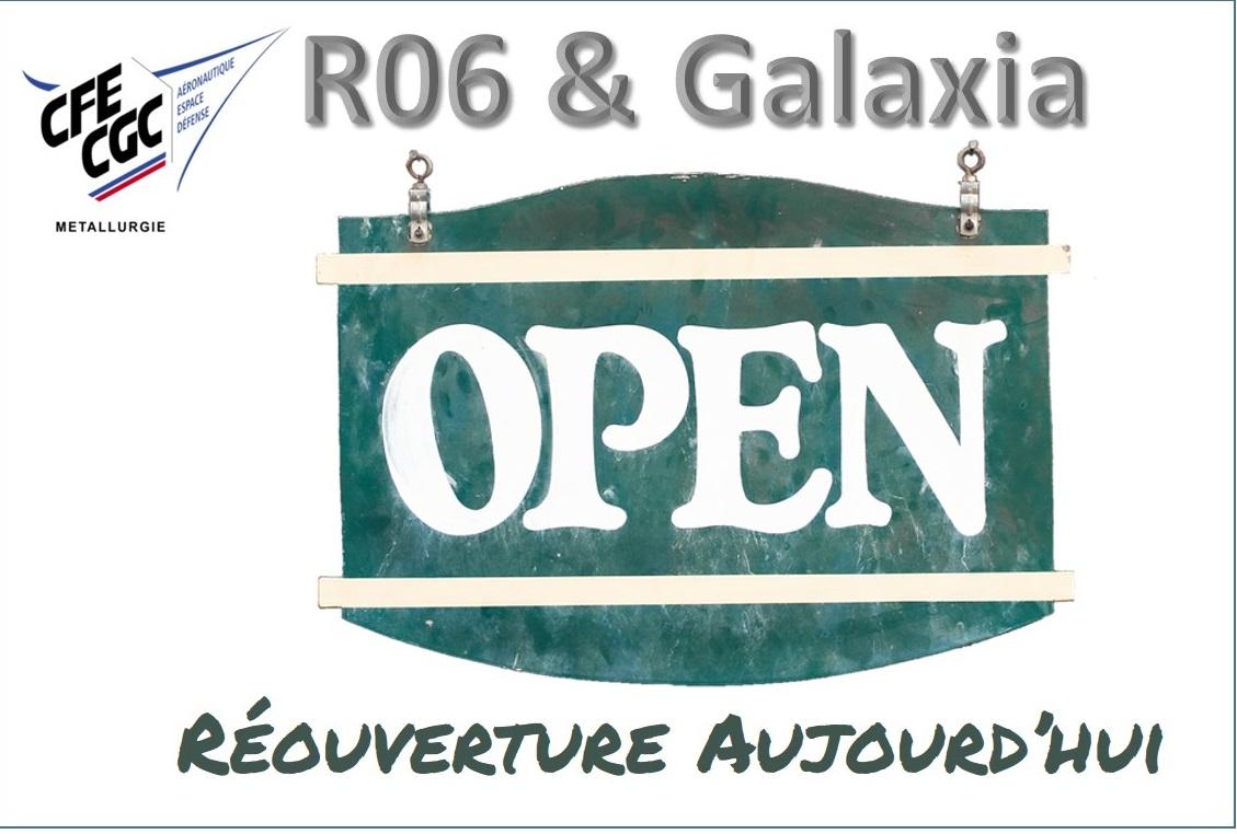 Restaurants R06 & Galaxia