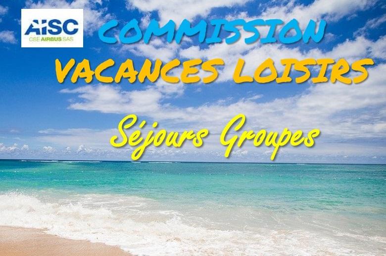 AISC : Commission Vacances Loisirs