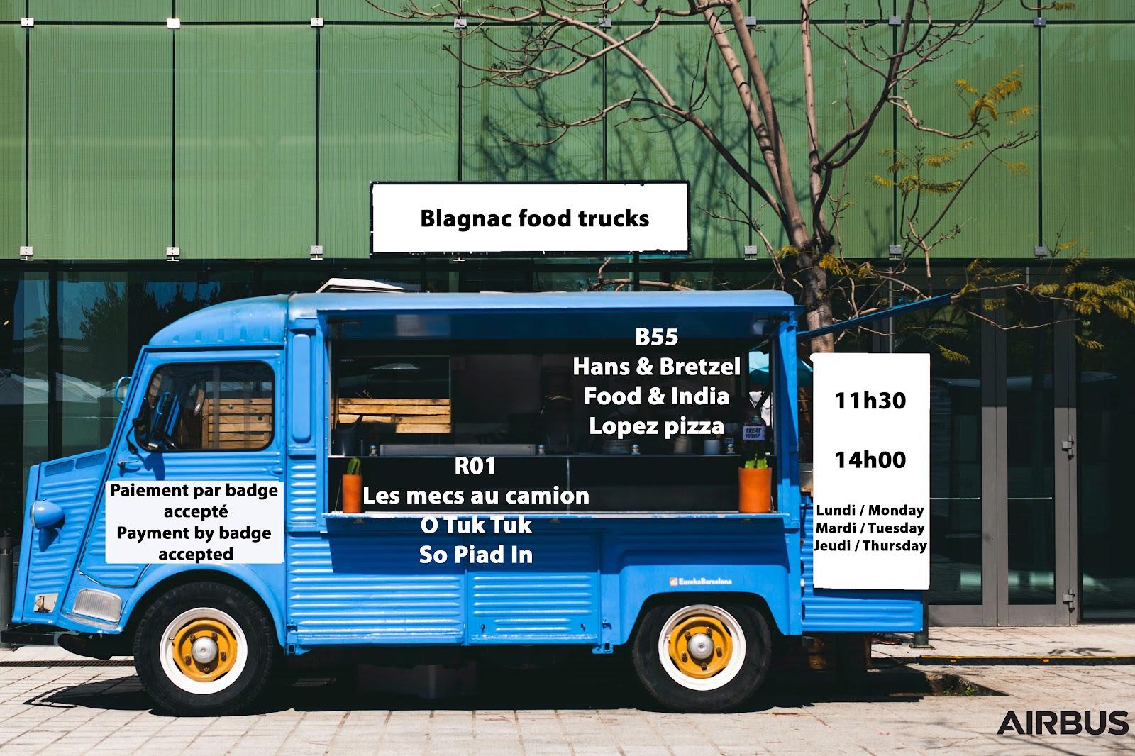 Nouveau : Food Trucks